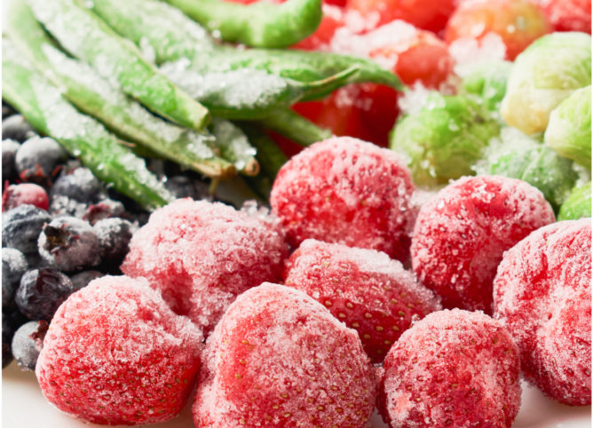Frozen Foods